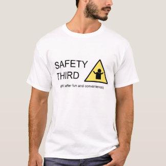 Seguridad tercera playera