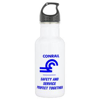 Seguridad y servicio de Conrail perfectos junto