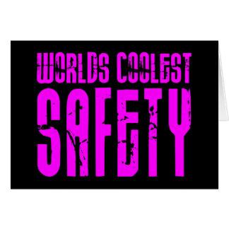 Seguridades frescas + Rosa: La seguridad más Tarjeta
