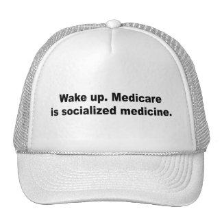 Seguro de enfermedad es medicina socializada gorra