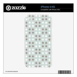 Seguro docto móvil abundante skins para eliPhone 4