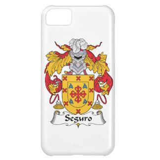 Seguro Family Crest iPhone 5C Cover