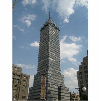 Seguros Latino America building Mexico City Cutout