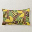Seguy - Gorgeous Art Deco Bees throwpillow