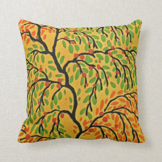 Seguy's Art Deco #1 at Emporio Moffa Throw Pillow
