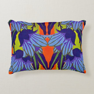 Seguy's Art Deco #4 at Emporio Moffa Decorative Pillow