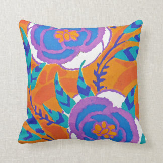 Seguy's Art Deco #5 at Emporio Moffa Throw Pillow