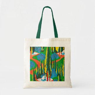 Seguy's Art Deco #6 at Emporio Moffa Tote Bag