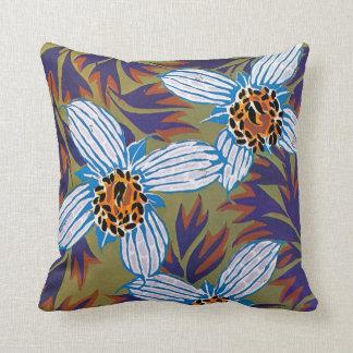 Seguy's Art Deco White Flower – Pillow