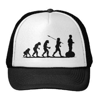 Segway Rider Trucker Hat