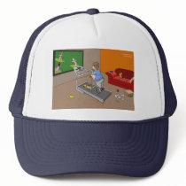 Segway Workout Hat