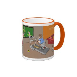 Segway Workout Mug
