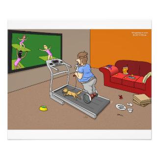Segway Workout Photo Art