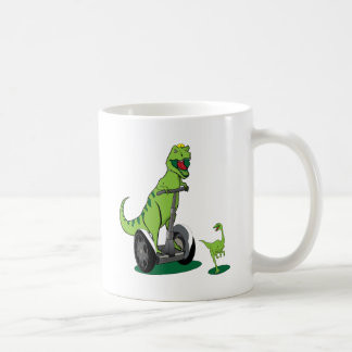 Segwayasaurus Coffee Mug