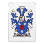 Sehested Family Crest Cover For The iPad Mini