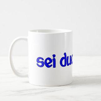 sei duads wos Bayern bayrisch Tee Tasse