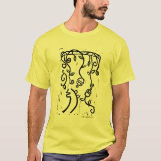 Sei Hei Ki Monoprint T-Shirt