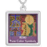 SEI HEI KI - símbolo de SAYHAYKEY Reiki Pendientes Personalizados