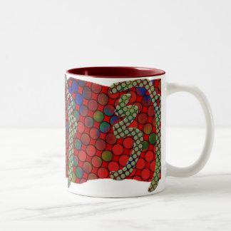 Sei Hei Ki Two-Tone Coffee Mug