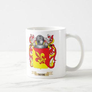 Seide Coat of Arms Family Crest Coffee Mug