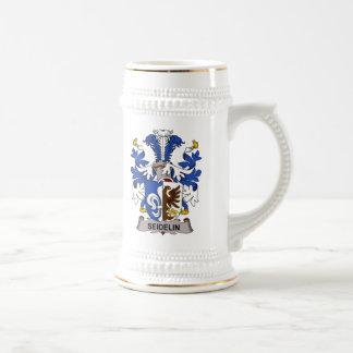 Seidelin Family Crest Coffee Mug