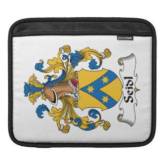 Seidl Family Crest Sleeve For iPads
