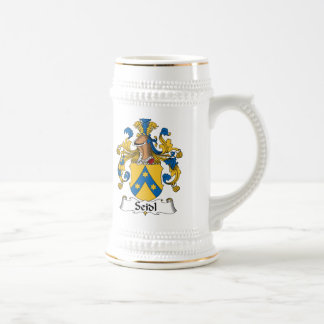 Seidl Family Crest Coffee Mug