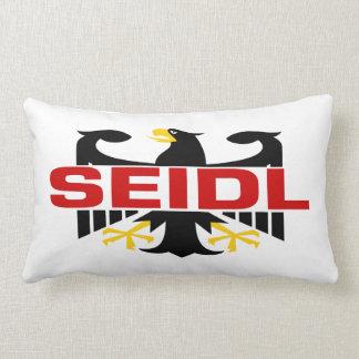 Seidl Surname Pillow