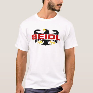 Seidl Surname T-Shirt