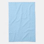 seigaiha (blue01) toallas de cocina