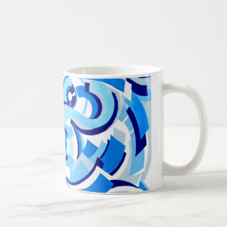 Seigaiha Series - Alliance Coffee Mug