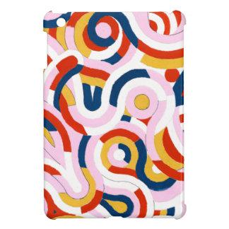 Seigaiha Series - Congeniality Cover For The iPad Mini