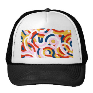 Seigaiha Series - Congeniality Trucker Hat