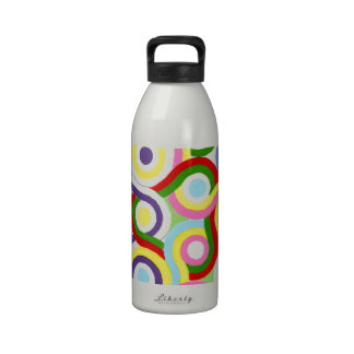 Seigaiha Series - Connection Reusable Water Bottle