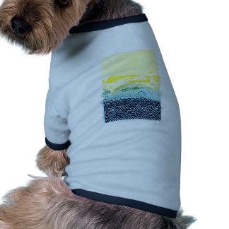 Seigaiha Series - Embrace Dog T Shirt