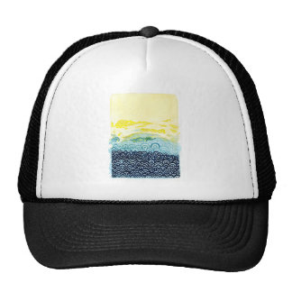 Seigaiha Series - Embrace Trucker Hat