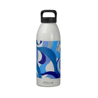 Seigaiha Series - Tenderness Water Bottles