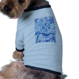 Seigaiha Series - Understanding Dog Shirt
