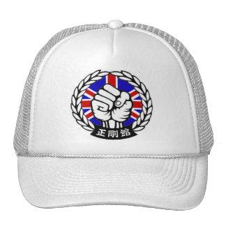 Seigokan England Trucker Hat
