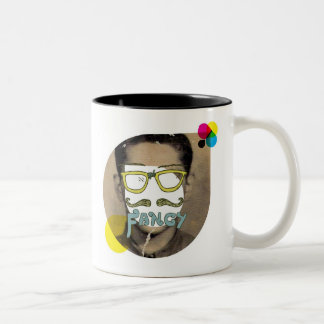 Seila Two-Tone Coffee Mug
