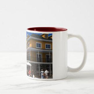 SEIN DREN Two-Tone COFFEE MUG