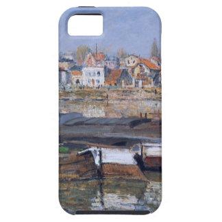 Seine at Asnieres by Claude Monet iPhone SE/5/5s Case