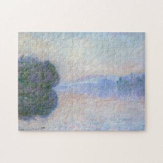 Seine near Vernon Monet Fine Art Puzzle