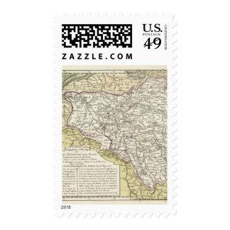 Seine River Postage Stamp