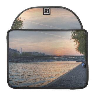 Seine sunset sleeve for MacBook pro