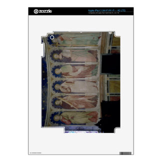 Seis apóstoles, c.1390 (fresco) iPad 3 skins