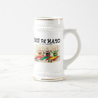 Seis De Mayo Jarra De Cerveza