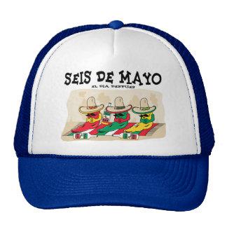 Seis De Mayo Trucker Hat