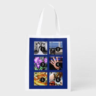 Seis de sus fotos para hacer su propio recuerdo bolsas de la compra