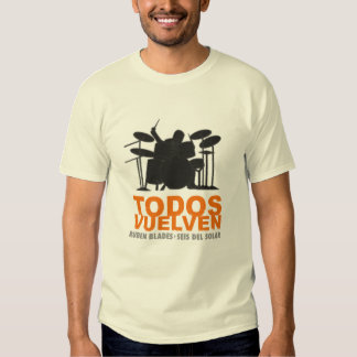 Seis del Solar - B - Ameen Tee Shirts